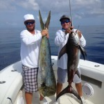 Swordfish and Mahi